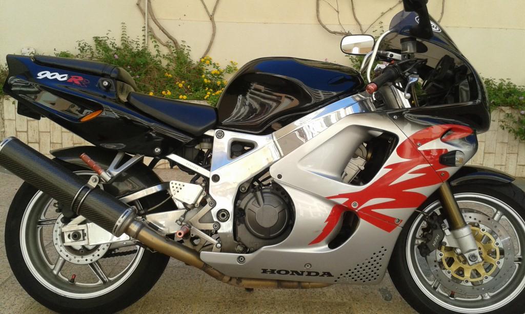 moto  CBR900 001
